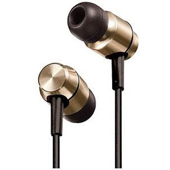 パナソニック ハイレゾ音源対応カナル型イヤホン(ゴールド) RP-HDE5N