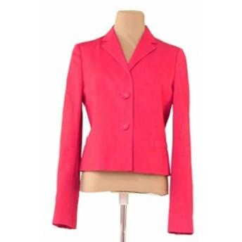 レッド ヴァレンティノ RED VALENTINO ジャケット 上着 服 2つボタン レディース テーラード 【中古】 T696