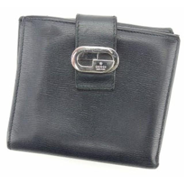 4444bc41f2f1 グッチ GUCCI Wホック財布 財布 小物 サイフ 財布 小物 財布 サイフ 二つ折り財布 メンズ