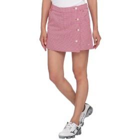 MIZUNO SHOP [ミズノ公式オンラインショップ] キュロットスカート[レディース] 62 チャイニーズレッド 52MF8241