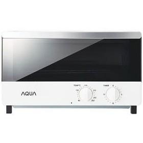 AQUA オーブントースター [1200W/食パン2枚] AQT-WA11-W ホワイト