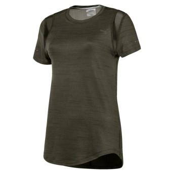 【プーマ公式通販】 プーマ ヘザー SS Tシャツ ウィメンズ Forest Night Heather  CLOTHING PUMA.com