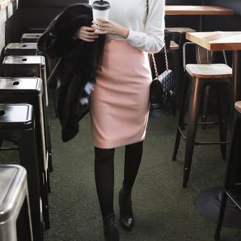 タックミディタイトスカート・全6色・b45534