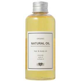EARTHEART/オーガニック ナチュラルオイル(本体/ベルガモットとオレンジのシトラスフルーティな香り。) ヘアスタイリング剤
