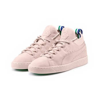【プーマ公式通販】 プーマ PUMA x BIG SEAN SUEDE MID ユニセックス Shell-Shell |SHOES|PUMA.com