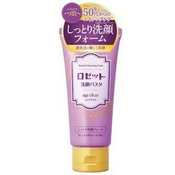 ロゼット洗顔パスタ エイジクリア しっとり洗顔フォーム (120g) 〔洗顔フォーム〕 センガンパスタACシットリS(120