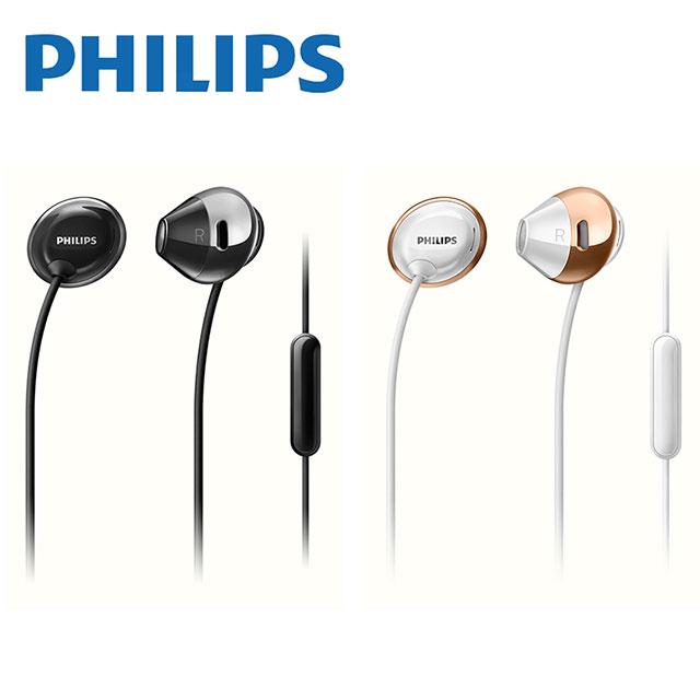 飛利浦 入耳式耳機 SHE4205