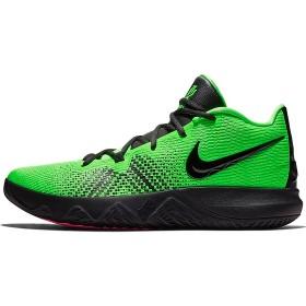 バスケットボール シューズ ナイキ カイリー フライトラップ メンズ NIKE (ナイキ) AA7071-300 レイジグリーン/ブラック/ハイパーピンク