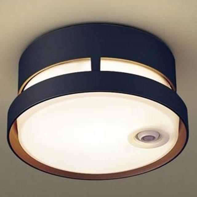 パナソニック LED小型シーリングライト (電球色) LGWC56020BK