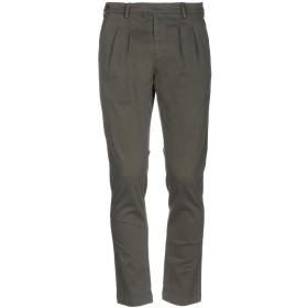 《セール開催中》DONVICH メンズ パンツ ミリタリーグリーン 48 コットン 98% / ポリウレタン 2%