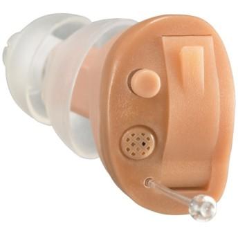 【デジタル補聴器】Prompt Click(耳あな型/ベージュ)右耳用