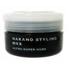 ナカノ スタイリングワックス 6 ウルトラスーパーハード 90g