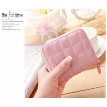 レディース 財布 二つ折り コインケース カードケース ふたつおり おしゃれ おすすめ 人気 かわいい コンパクト ギフト 誕生日 ピンク