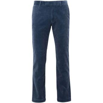 《期間限定セール開催中!》POLO RALPH LAUREN メンズ パンツ ブルーグレー 33 コットン 99% / ポリウレタン 1% Stretch Slim Fit Corduroy Pant