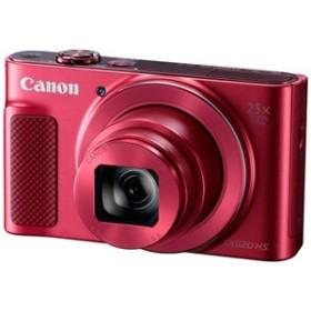 Canon コンパクトデジタルカメラ PowerShot(パワーショット) SX620 HSRE (RE)(レッド)