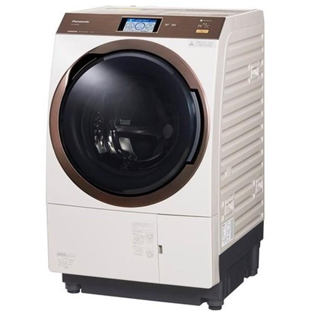 〈配送のみ〉パナソニック ドラム洗濯乾燥機  NA-VX9900L-N [ノーブルシャンパン] 左開き
