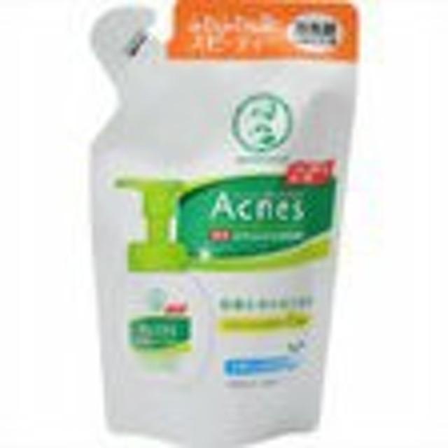 (詰め替え)メンソレータム アクネス薬用 ふわふわな泡洗顔 つめかえ用 140ml[アクネス 泡洗顔