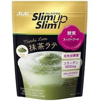 アサヒグループ食品 「スリムアップスリム」 酵素+スーパーフード 抹茶ラテ 315g スリムアップスリムシェイクマッチャラテ