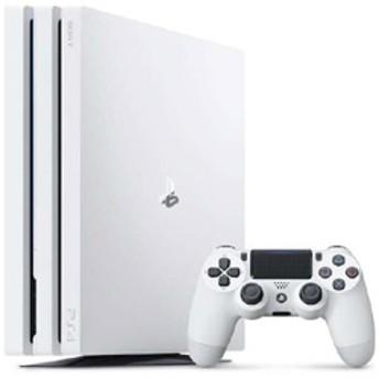 PlayStation4 Pro (プレイステーション4 プロ) グレイシャー・ホワイト 1TB [ゲーム機本体] [PS4 Pro] [CUH-7200BB02]