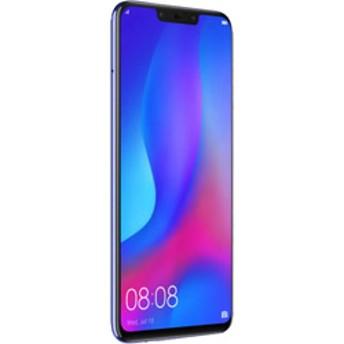 HUAWEI nova 3 Iris Purple 「51092TSX」Kirin 970 6.3型 メモリ/ストレージ:4GB/128GB SIMフリースマートフォン
