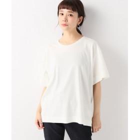 【30%OFF】 イエナ LE DENIM ビッグTシャツ レディース ホワイト フリー 【IENA】 【セール開催中】