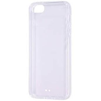 レイ・アウト iPhone SE用 ハイブリッドケース RT‐P11CC2/C (クリア)