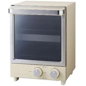ビタントニオ オーブントースター [1000W/食パン2枚] VOT-20-I(アイボリー)