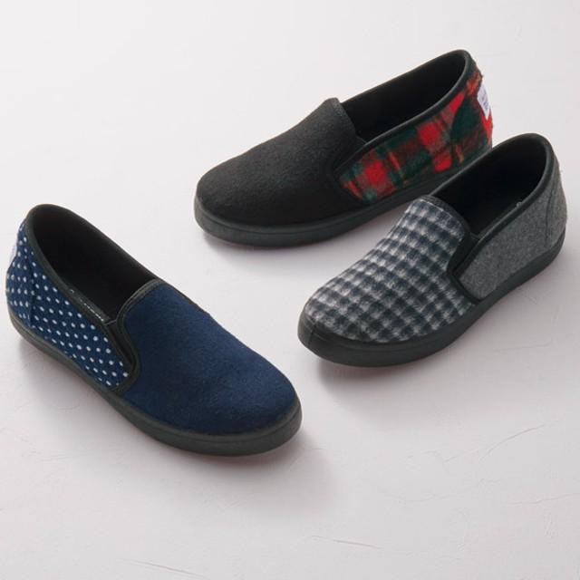 【格安-子供用靴】ジュニアかかとロゴ付インヒールカジュアルスニーカー