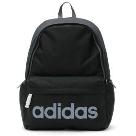 【22%OFF】 ギャレリア アディダス リュック adidas バッグ スクールバッグ リュックサック デイパック 23L 47892 ユニセックス ブラック F 【GALLERIA】 【セール開催中】
