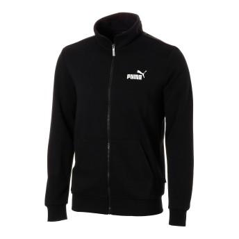 【プーマ公式通販】 プーマ ESS スウェットジャケット メンズ Puma Black  CLOTHING PUMA.com