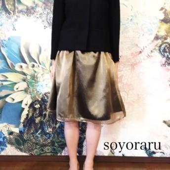 スカートと髪飾りのセット