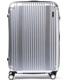 ギャレリア バーマス スーツケース BERMAS バーマス プレステージ2 PRESTIGEII キャリーケース 83L 4輪 ハード 60254(60264) メンズ シルバー F 【GALLERIA】