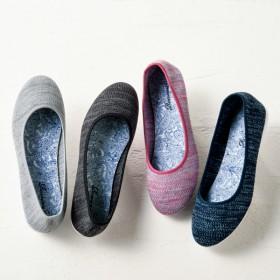 【格安-女性靴】レディース超軽量ゆったり設計バレエタイプカジュアルシューズ
