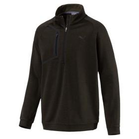 【プーマ公式通販】 プーマ ゴルフ ENVOY 1/4 ジップ メンズ Forest Night  CLOTHING PUMA.com