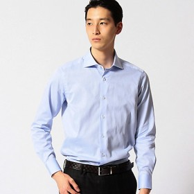 <COMME CA MEN > CiT社製インポートドレスシャツ(0708HF22) その他 柄2 【三越・伊勢丹/公式】