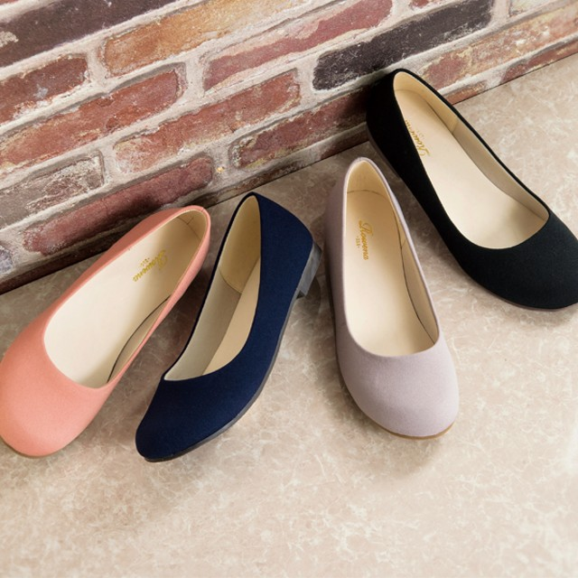 【格安-女性靴】レディースオブリークトゥカジュアルシューズ