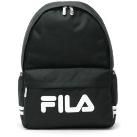 ギャレリア フィラ リュック FILA スターリッシ B4 7494 ユニセックス ブラック F 【GALLERIA】