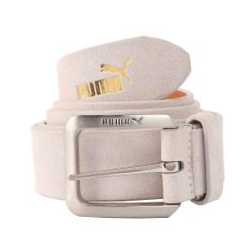 【プーマ公式通販】 プーマ ゴルフ スウェード ベルト メンズ Bright White  ACCESSORIES PUMA.com