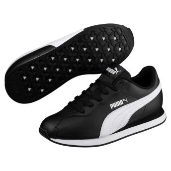 【プーマ公式通販】 キッズ プーマ チューリン 2 BG ユニセックス Puma Black-Puma White  BOYS PUMA.com