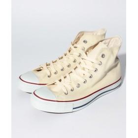 コンバース CANVAS ALL STAR HI(ホワイト) ユニセックス ホワイト 28.0cm 【CONVERSE】