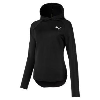 【プーマ公式通販】 プーマ ACTIVE ウィメンズ フーディ ウィメンズ Puma Black  CLOTHING PUMA.com