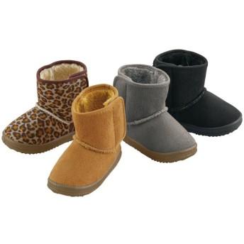 【格安-子供用靴】ベビーヨチヨチボアブーツ