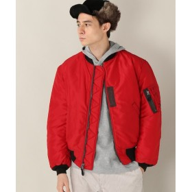 JOURNAL STANDARD BUZZ RICKSONS / バズリクソン : RED MA-1 レッド L