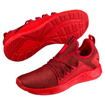 【プーマ公式通販】 プーマ NRGY NEKO ニット メンズ High Risk Red-Puma Black |SHOES|PUMA.com