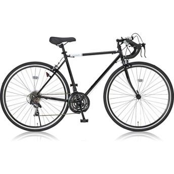 Grandir Sensitive ブラック [ロードバイク(700×28C・21段変速・フレーム520mm)]
