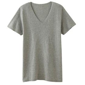 <シーク/SEEK> VネックTシャツ(EE6114A) グレー【三越・伊勢丹/公式】