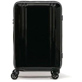 ギャレリア ゼロハリバートン ZERO HALLIBURTON スーツケース 機内持ち込み ジッパー 28L 80581 ZRL Polycarbonate ユニセックス ブラック F 【GALLERIA】