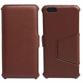 iPhone6S plus ケース/カバーレザー マグネット付き アイフォン6Sプラス スマフォ スマホ スマートフォンケース/カバー