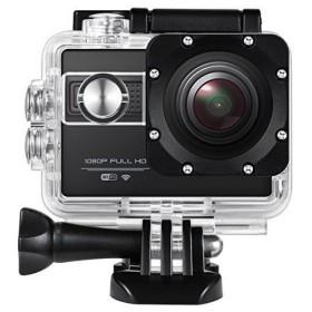 スマホカメラレンズ AMIR スポーツカメラ アクションカメラ Wifi搭載 2.0インチ液晶画面 1080P HD高画質動画対応 170広角レンズ スポーツ用防水ウェ