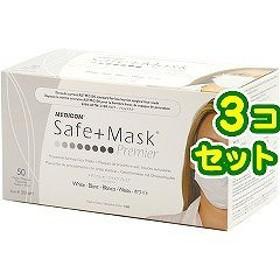 メディコム セーフマスク プレミア ホワイト 2014M(50枚入3コセット)(発送可能時期:通常1-3日で発送予定)[不織布マスク]